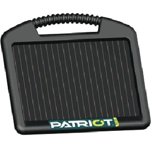 Patriot Solar Powered Fence Charger