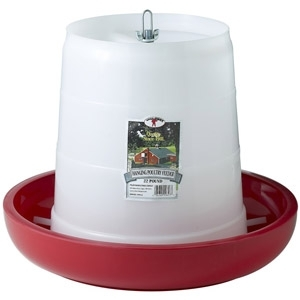 Plastic Poultry Feeder 22 lb.