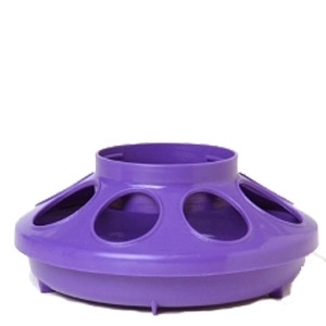 1 Qt Plastic Feeder Base