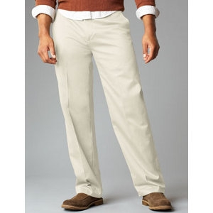 Dockers Big & Tall Signature Khaki Classic Fit Flat Front