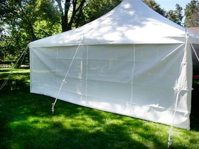 Tent Side Curtain, 30'