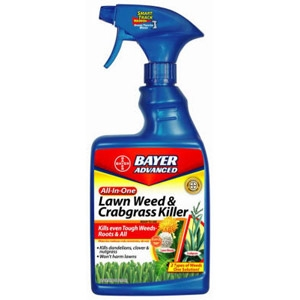 Bayer Weed & Crabgrass Killer RTU