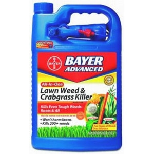 Bayer Lawn Weed & Crabgrass Killer RTU