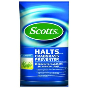 Scotts® Halts® Crabgrass Preventer