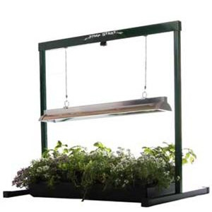 Hydrofarm JSV2 Jump Start Grow Light System