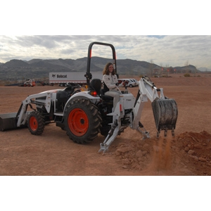 Bobcat Backhoe Attachment