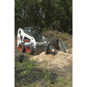Bobcat Stump Grinder Attachment