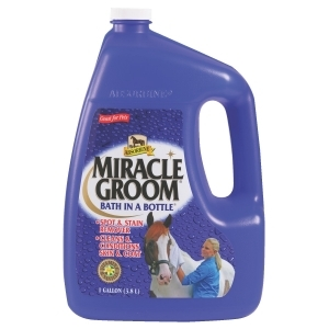 Absorbine Miracle Groom 1 Gallon