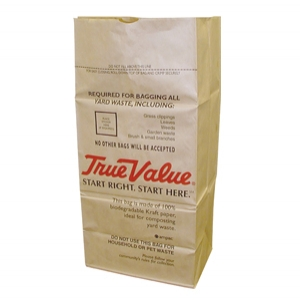True Value 5-pack 30 gallon Lawn Bag