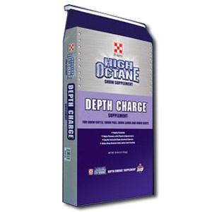 Purina® High Octane® Depth Charge™ Supplement