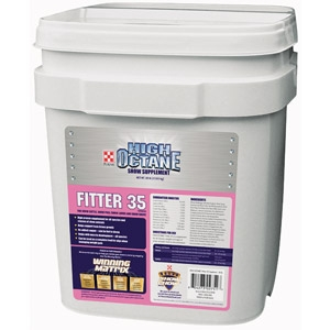 High Octane® Fitter 35 Topdress