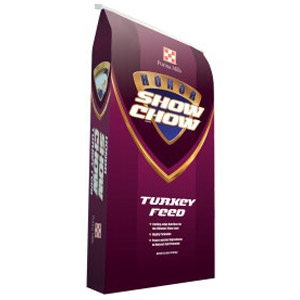 Honor® Show Chow®Turkey Grower/Finisher