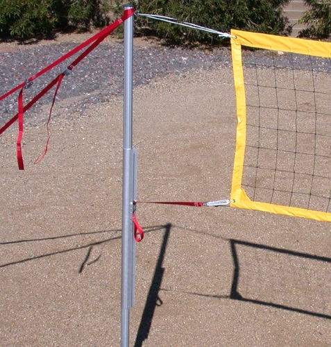 Deluxe Portable Volleyball Set