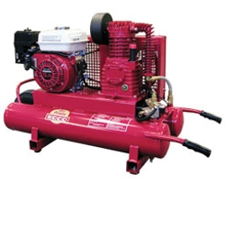 Air Compressor 5hp Gas