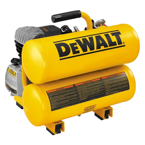 Air Compressor , 2hp Electric Dewalt
