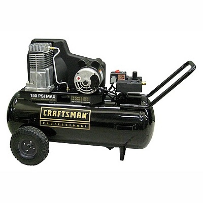 Air Compressor , Electric 25 Gallon