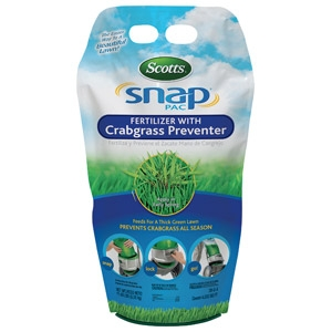 Scotts® Snap™ Fertilizer with Crabgrass Preventer