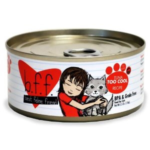 BFF Too Cool Tuna Recipe Cat Food