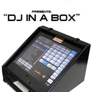 DJ in a Box Music System