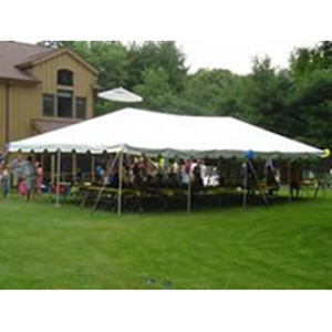 Frame Tent Party Package - 40 Guest