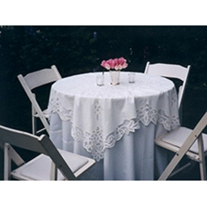 Linen Tablecloth 90