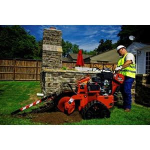 Ditch Witch RT20 Walk Behind Trencher