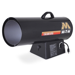 Mi-T-M Corp Propane Forced Air Heater