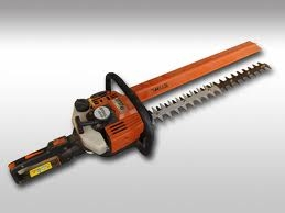 Hedge Trimmer, gas powered