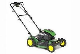 mulching mower, self propelled