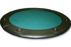 Poker Table top 53 inch diameter
