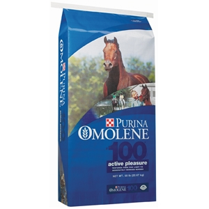 Purina® Omolene #100® Horse Feed