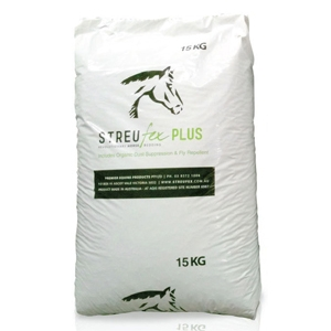 STREUfex Pelleted Straw Bedding