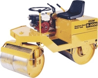 Stow 1 Ton Static Ride On Roller