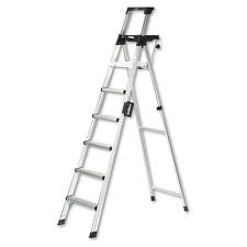 8' Adjustable Step Ladder