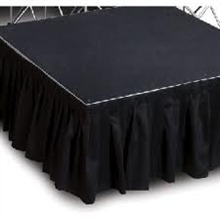 Stage Skirting-Black