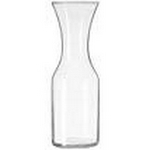 Glass - Wine Carafe (1/2 Liter & 1 Liter)