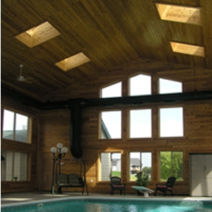 Lake States Lumber Pre-finished Interior Paneling