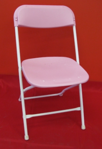 Incroyable Pink Folding Chair