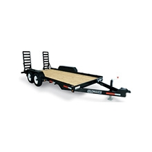Flatbed Trailer 8000lb Capacity