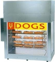 Concession Hot Dog Machine (84 Count)