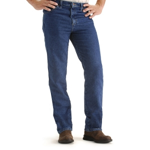 Lee Regular Fit Straight Leg Jean - Mens Fit