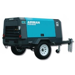 Airman Diesal Air Compressor
