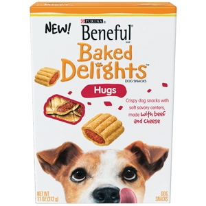 Beneful® Baked Delights™ Hug Dog Treats
