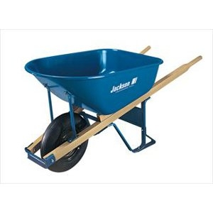 Jackson 6 cu. ft. Wheelbarrow