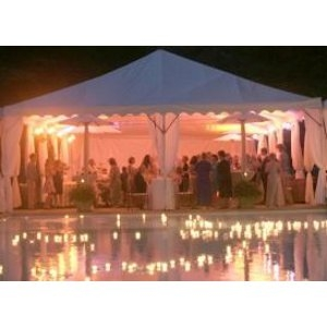 20 X 40 Fiesta Frame Tent Taylor Rental Of Wallingford Ct