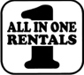 All in One Rentals