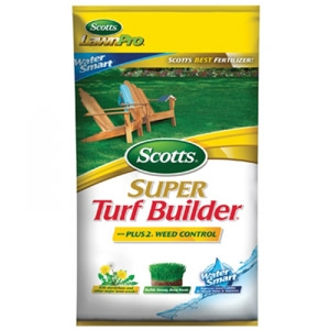 Super Turf Builder Plus Weed Control
