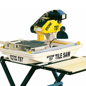 Stow TS-7 Wet Tile Saw