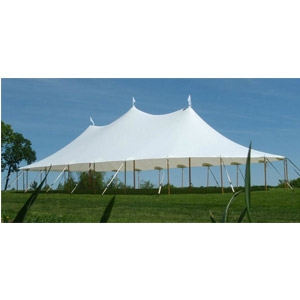 Aztec 40 x 60 Pole Tent  sc 1 st  Taylor Rental of Sebring and Okeechobee FL & Aztec 40 x 60 Pole Tent | Taylor Rental of Sebring and Okeechobee FL