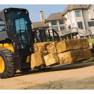 John Deere Skid Steer Fork Attachment